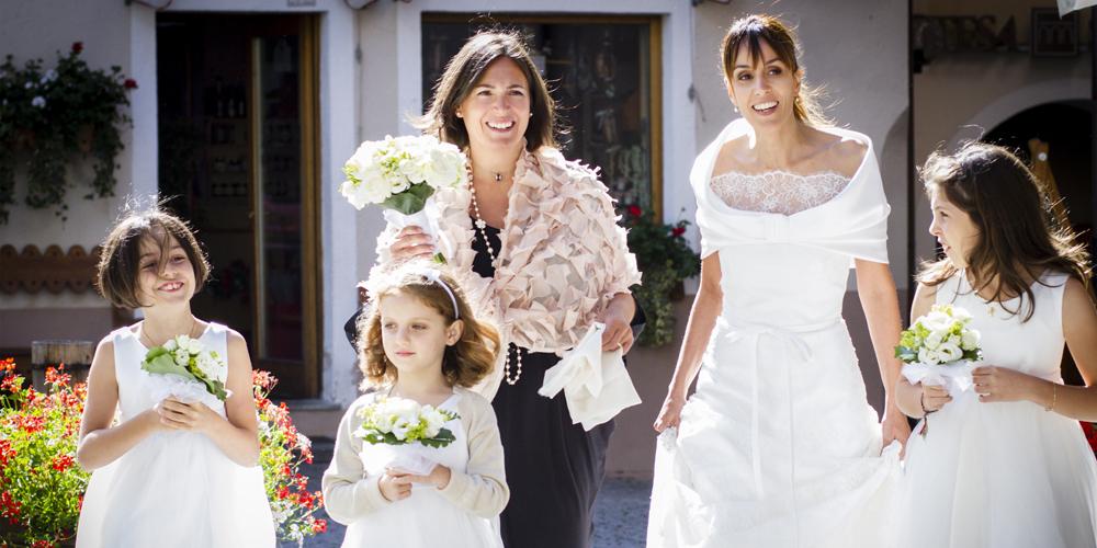 Wedding in the Italian Alps
